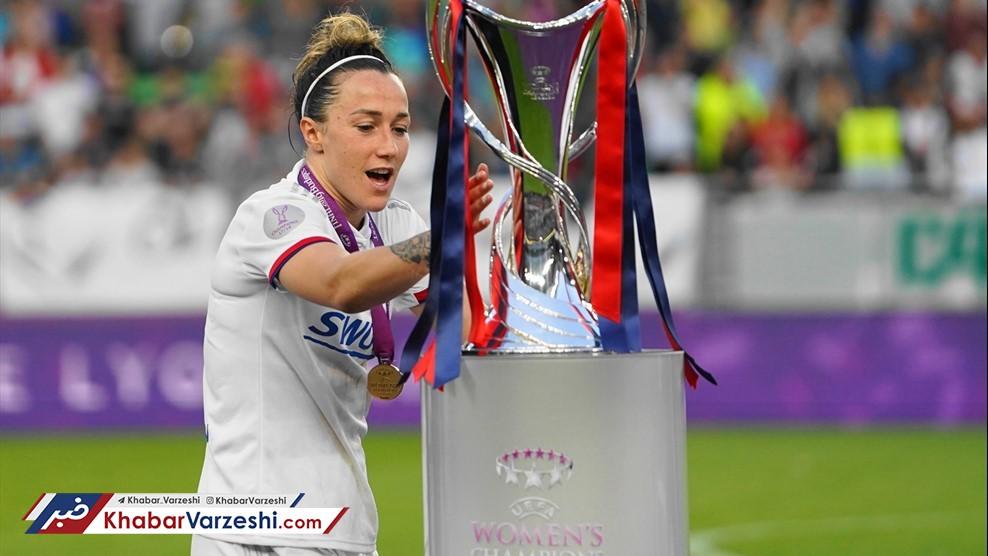 بهترین بازیکن زن اروپا در سال 2019