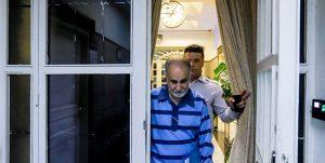 حال و هوای محمد علی نجفی پس از آزادی
