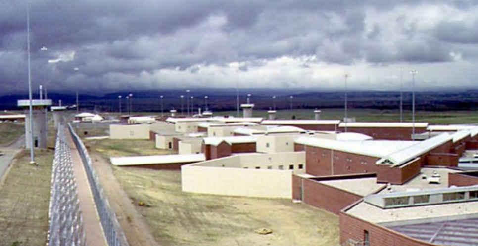 زندانای دی اکس فلورنس، فوق امنیّتیترین زندان آمریکا