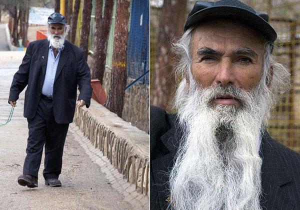 سیروس قهرمانی پهلوان شیرگیر ایرانی 5