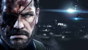 Metal Gear Solid V اسنیک