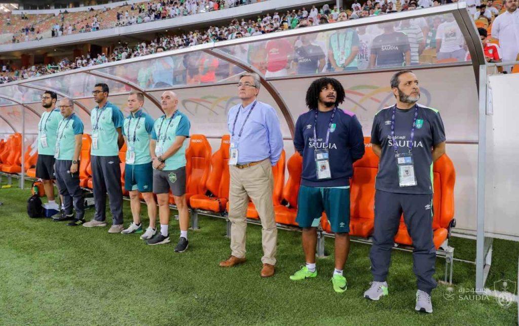 آخرین بازی برانکو روی نیمکت الاهلی عربستان