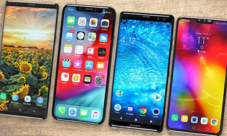 تلفن همراه انواع موبایل