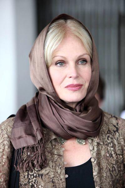 جوانا لاملی بازیگر مطرح انگلیسی در ایران