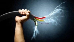 حادثه حوادث برق و برق گرفتگی