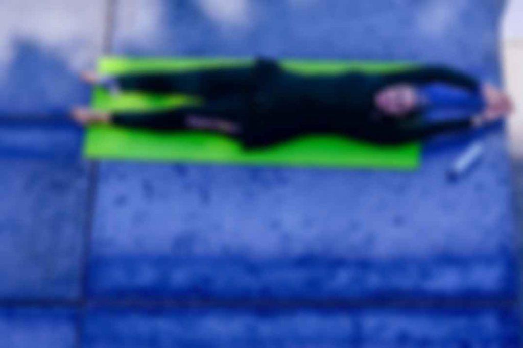 حرکات ورزشی حاشیه ساز در همایش ملی ایروپامپ در کرج