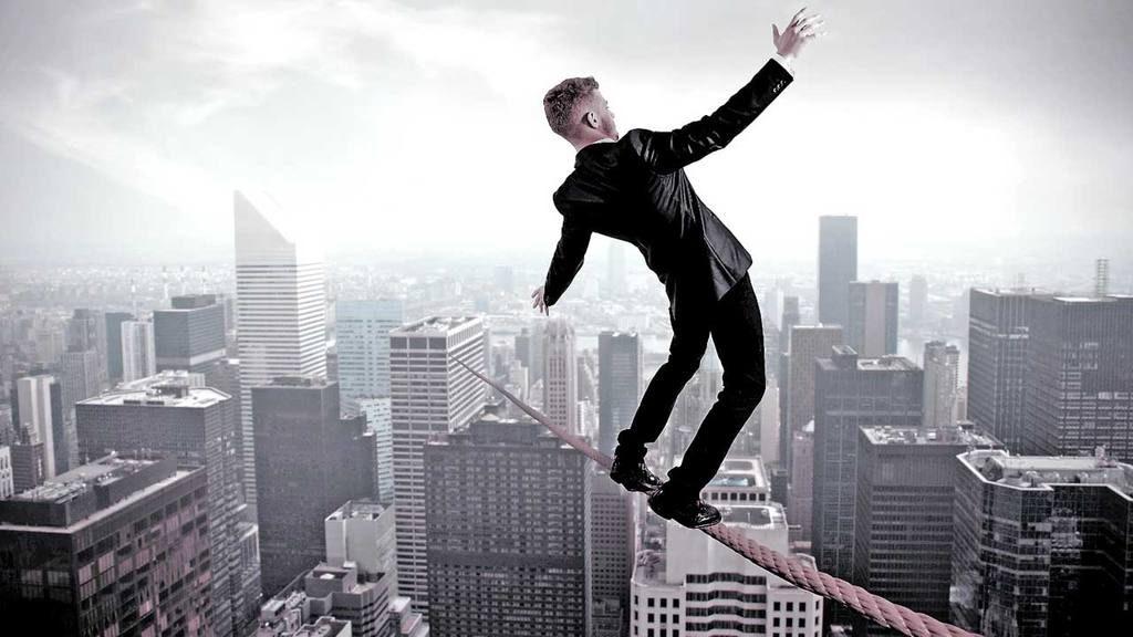 رابطه ریسک و موفقیت و غلبه بر ترس