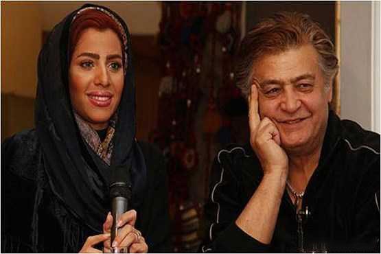 رضا رویگری و همسر دومش تارا کریمی 3