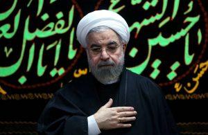 روضه خوانی دکتر حسن روحانی حجت الاسلام والمسلمین حسن روحانی