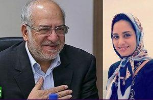 شبنم نعمت زاده دختر وزیر میلیاردر اصلاح طلب بازداشت شد + تصاویر