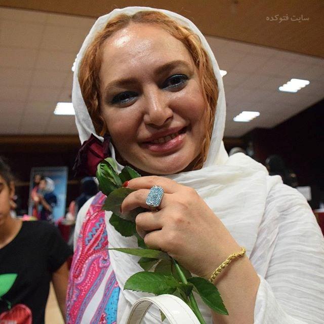 عکس صبا کمالی بازیگر