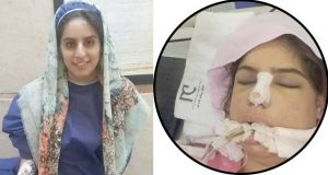مرگ دختر 18 ساله بعد از جراحی بینی و عمل زیبایی