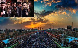 پاسخ مداحان به اظهارات وزیر بهداشت درباره عزداراری و گریه بر امام حسین
