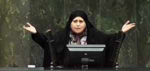 پروانه سلحشوری نماینده مجلس واکنش پروانه سلحشوری پارسی گو