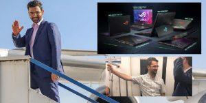 200 لپ تاپ اهدایی وزیر و ماجرای هواپیمای اختصاصی