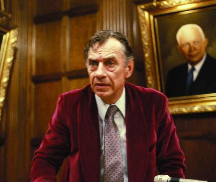 افتخار مخفی 1984 از جمله فیلم هایی است که تنها یک بازیگر دارند