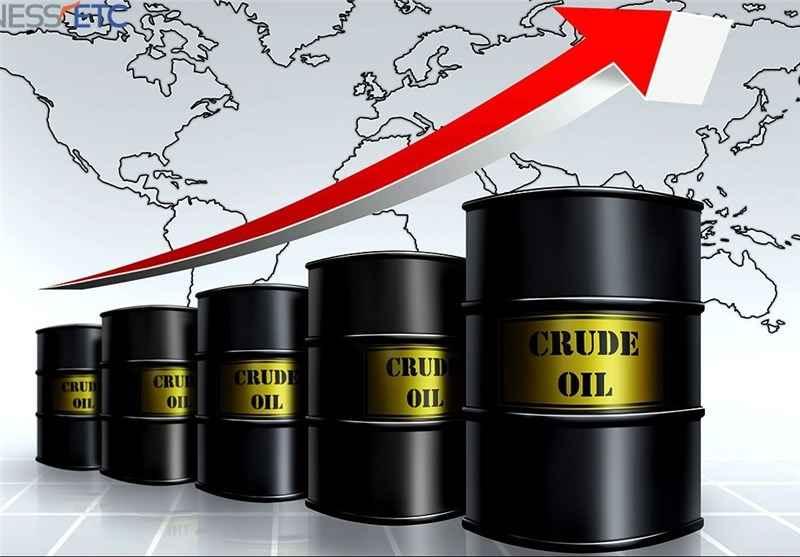 افزایش بهای نفت. نفت. بازار نفت. بازار جهانی نفت. نوسان قیمت نفت