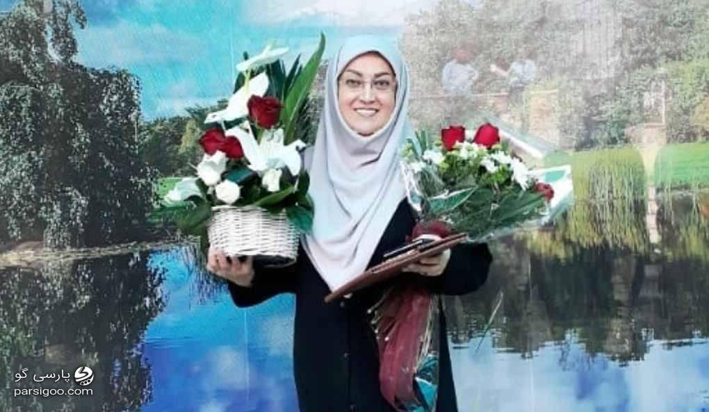 بازنشستگی رسمی خانم مژگان صارمی مجری شبکه خبر با 20 سال سابقه