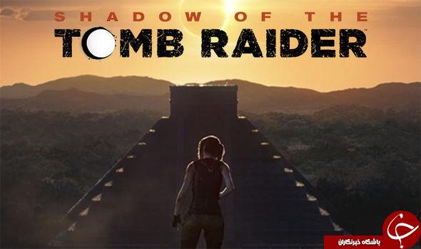 بازی Tomb Raider شادو