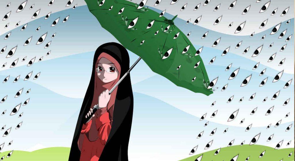 رابطه حجاب با حیا و عفت. چرا حجاب اجباری است