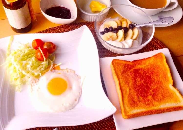 صبحانه میز صبحانه سفره صبحانه