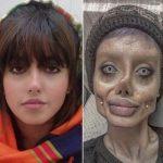 علت بازداشت سحر تبر چیست؟ + تصاویر