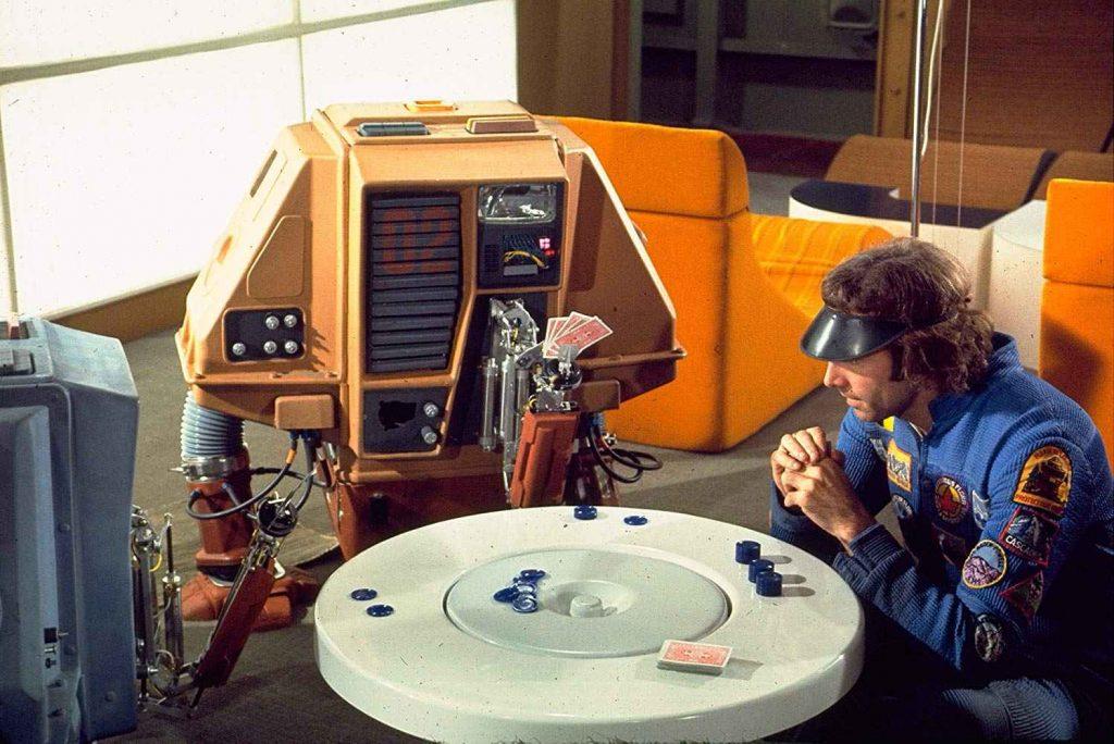 فیلم دویدن در سکوت 1972 از جمله فیلم هایی است که تنها یک بازیگر دارند