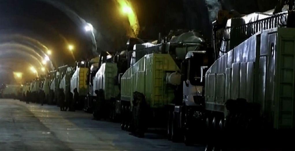 قدرت نظامی شهرهای موشکی ایران