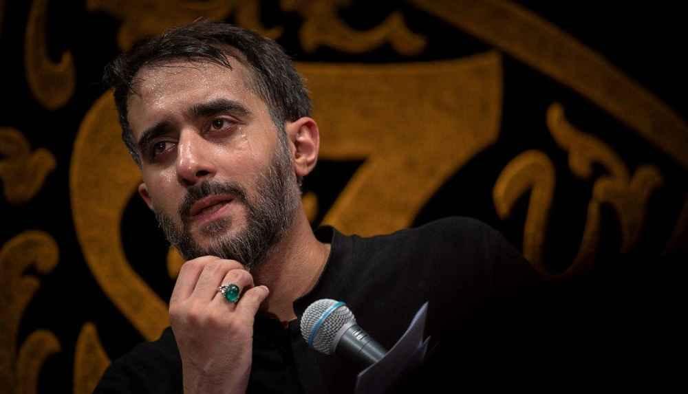 محمد حسین پویانفر ذاکر اهل بیت