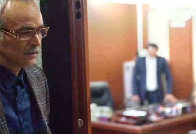 محو شدن چهره یاسر حق شناس بدل رامسین کبریتی در فصل سوم سریال ستایش