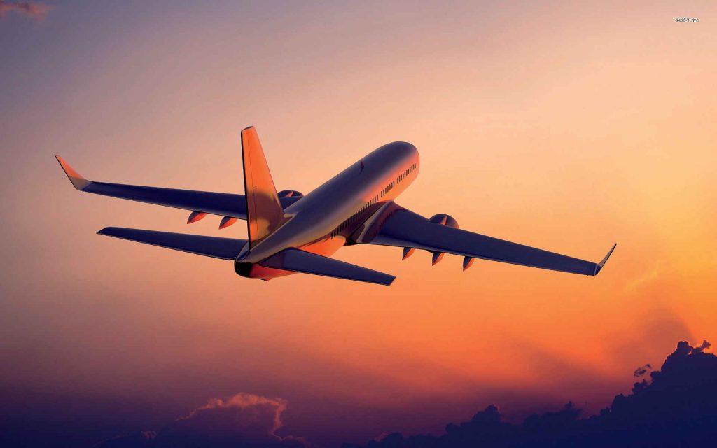 هواپیما امن ترین نقطه هنگام زلزله