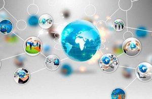 اتصال اینترنت فضای مجازی اینترنت قطعی و اختلال در اینترنت جهانی