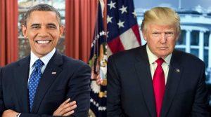 ترامپ و اوباما