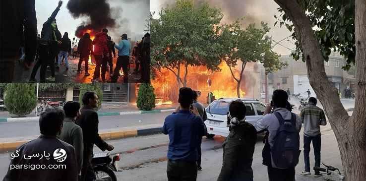 حمله به مردم با سلاح سرد و گرم توسط اراذل و اوباش هدایت شده