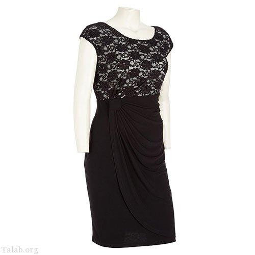 زنانه طرح دوخت لباس تور دار دامن دار