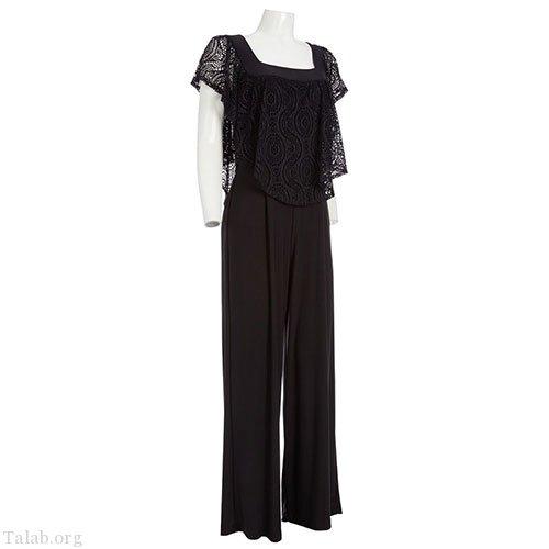 زنانه طرح دوخت لباس ساده شلوار بلند