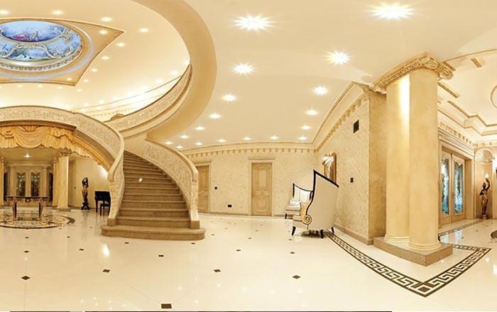 ساختمان روما رزیدنس و فلورا و مریم در کامرانیه و فرمانیه متعلق به سلطان فولاد است