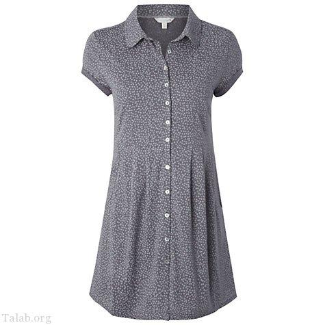 طرح لباس زنانه آستین کوتاه
