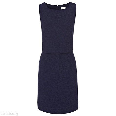 طرح لباس زنانه ساده بدون آستین
