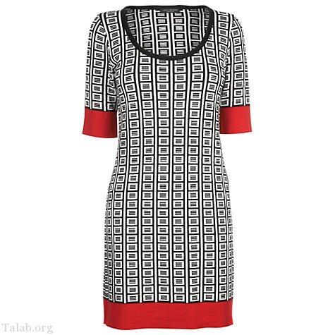 طرح لباس زنانه یقه باز