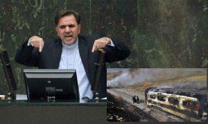 عباس آخوندی مقصر اصلی حادثه قطار تبریز مشهد
