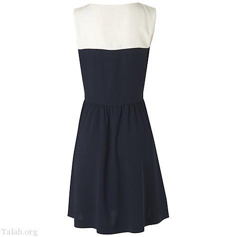 لباس مجلسی زنانه ساده بدون آستین