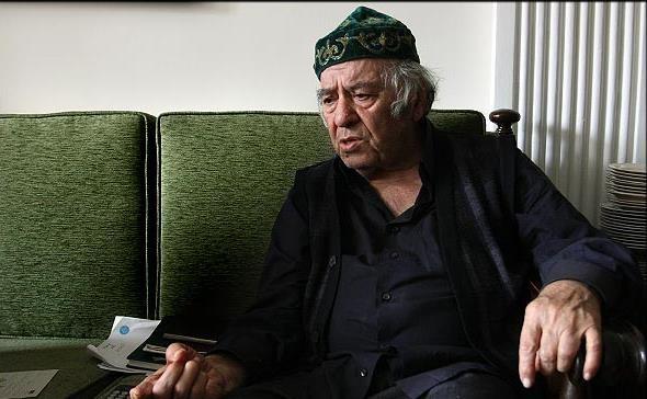 مظاهر مصفا استاد زبان و ادبیات فارسی