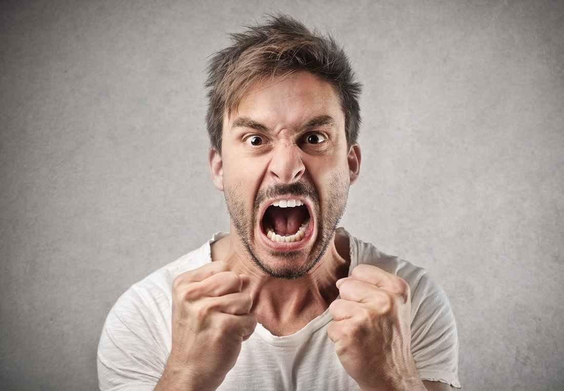 کنترل سریع خشم