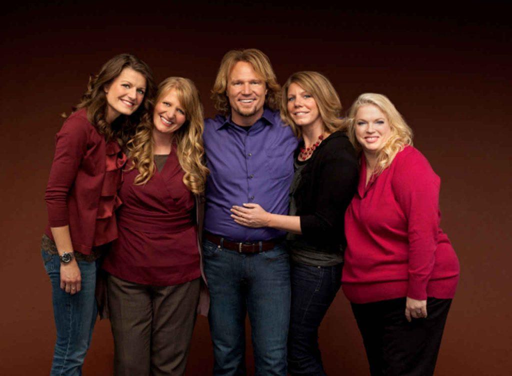 کودی براون و چهار همسرش در یک قاب
