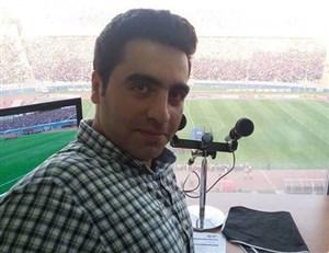 گزارشگر جنجالی بازی تراکتور و استقلال. تراکتور پنجمین تیم پر تماشاگر دنیا