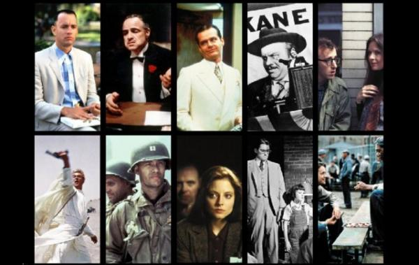 100 فیلم برتر هالیوود