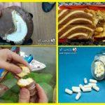 قرص در کیک و بیسکوئیت کودکان
