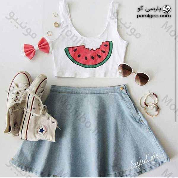 لباس نوزاد ویژه یلدا