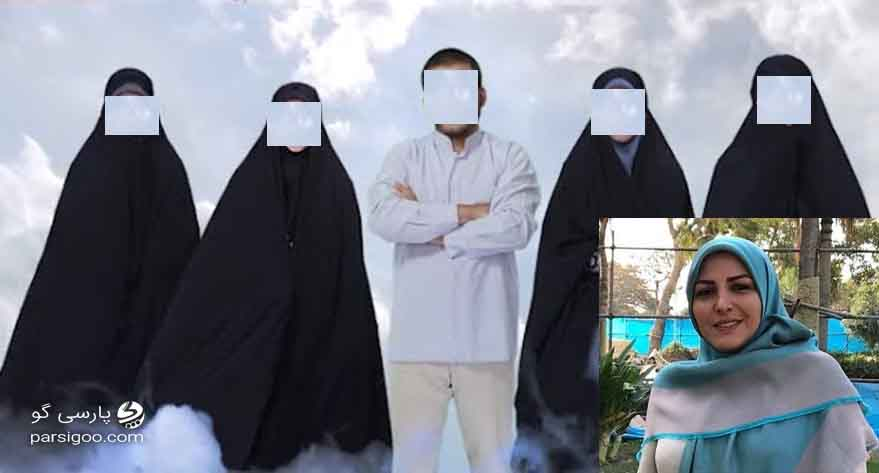 واکنش المیرا شریفی مقدم به مستند مثل خواهر مستند چند همسری بالا آوردم حالت تهوع